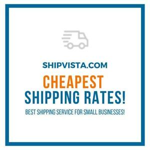 Are You Selling Supplies Online? | Enjoy Cheap Shipping Rates with ShipVista.com