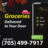 Get Groceries Delivered  - even if you live out of town!