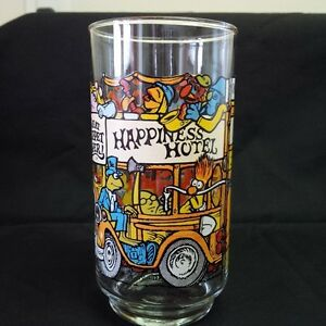 McDonalds Great Muppet Caper Glasses  1981 Kitchener / Waterloo Kitchener Area image 6