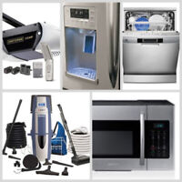 APPLIANCE INSTALLATIONS-FULLY INSURED-705-718-2400