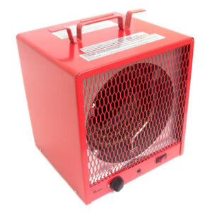 Infrared garage Heater