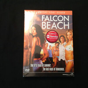 I Have 2 Brand New DVD --Falcon Beach , Guild Wars --$10.00 each