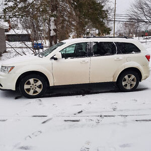2012 Dodge Journey White SUV, Crossover $9800 OBO great shape