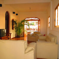 Share my Large Old Town Puerto Vallarta Home