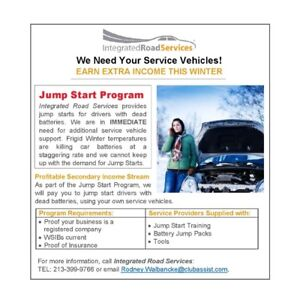 Earn Extra Income - Jump Start Program