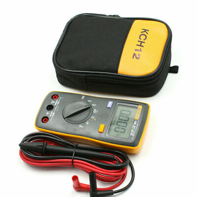 Fluke 101 F101 Basic Pocket Digital Multimeter Meter Ac Dc Volt Tester With Bag
