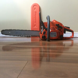 Husqvarna 240 X-TORQ Chainsaw Good Condition