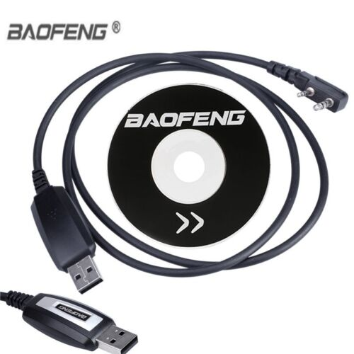 USB Programming Cable With CD For Baofeng BF-T1 Mini Walkie