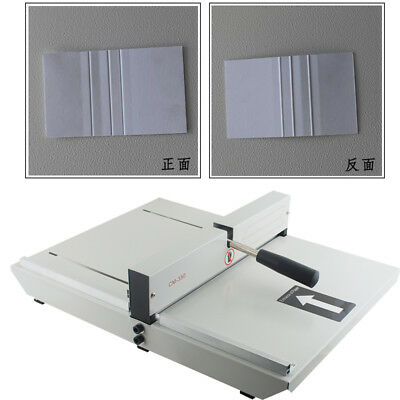 From Us 350mm Manual Desktop Paper Scoring Creasing Creaser Folding Machine