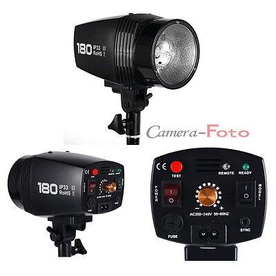 Godox 180W 180WS Studio Photo Flash Strobe Head Light PHOTOGRAPHY UK Shipping