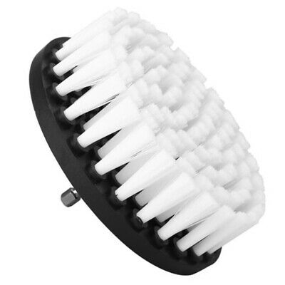 10.2cm Taladro Eléctrico Cepillo Accesorio para Limpiar Alfombra Piel &