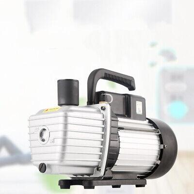 220v Rotary Vane Air Vacuum Pump Tool For Refrigerator Air Conditioner Repair 3l