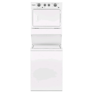 "ISO: 27"" STACKABLE WASHER & DRYER"
