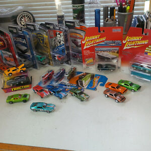 AMC diecast collectables...Johnny Lightening, Hot Wheels...
