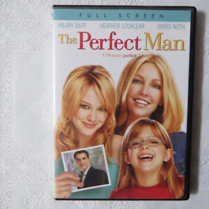 """The Perfect Man""  on DVD"