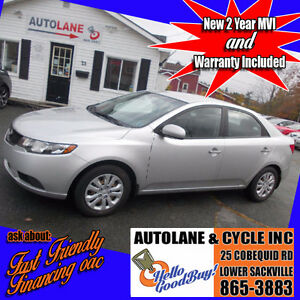 2010 Kia Forte Sedan Works Great  Autolane & Cycle Inc. READY!