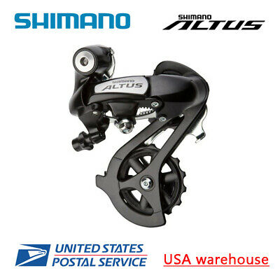 M41-7//8Sp Long Cage NEW IN BOX Sunrace Rd-M41 Rear Derailleur
