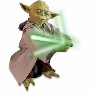 Star Wars Yoda Legendary Jedi Master Collector Box Ed. Voice NEW London Ontario image 2