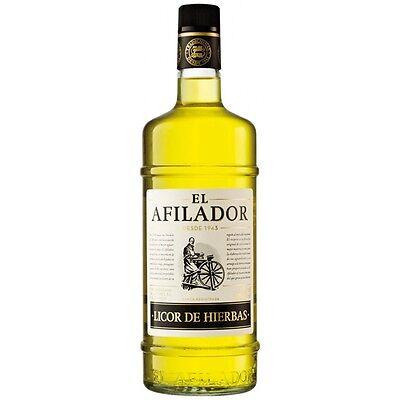liquore alle erbe Licor de Hierbas El Afilador 1L 100 cl 30...