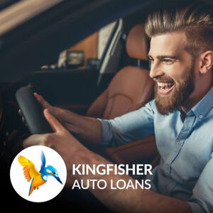 Kingfisher Auto Loans - Be Calm, You're Approved