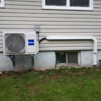 Heat pumps residential and commercial electrical services.