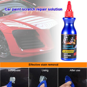 Professional Car Scratch Remover Repair Paint Liquid Clear Coat Maintenance Kit