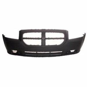 New Painted 2005 2006 2007 Dodge Magnum Front Bumper