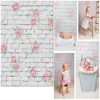 Background Face (US Baby Face Photo Background Brick Wall Photography Backdrop Studio prop)