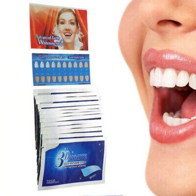 Teeth Whitening Strips Tooth  Strip Bleaching White  28Pcs  Advanced