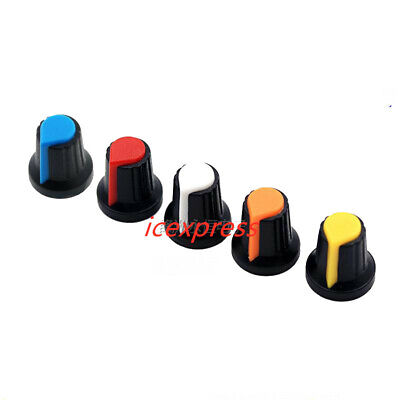 10pcs Potentiometer Rotary Knob 15x17mm Ag2 For Wh148