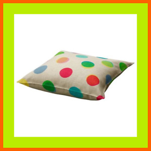 IKEA PS 2012 modern Polka dot pillow cushion cover Decorative x2
