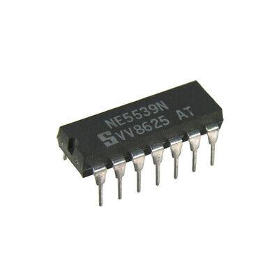 Ne5539n High Frequency Op Amp Pdip-14 Signetics