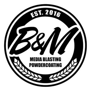 B&M - Media Blasting & Powdercoating