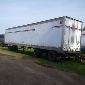 storage trailer good clean and dry $2000.00 Burford