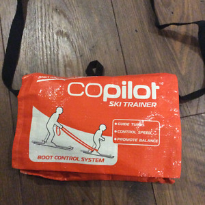 Copilot ski trainer - harnais ski alpin