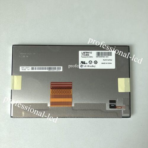 "LA070WV2-TD04 LA070WV2(TD)(04) LA070WV2TD04 New Original 7"" LCD display for Car"