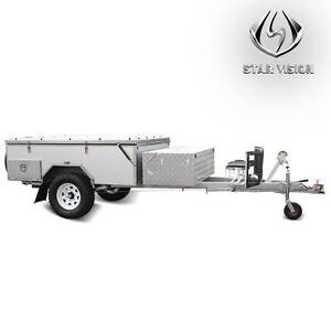 Off-Road Hard Floor Camper Trailer By Star Vision Fairfield Fairfield Area Preview