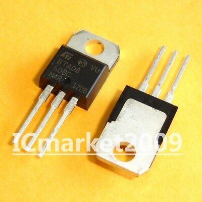 2pc Q6040K7TP Q6040K7 600V 40A 600 Volts 40 A Triac Alternistor Littelfuse TO218