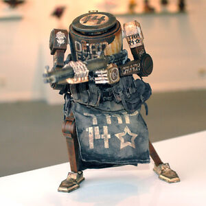 Rare world war robot Kitchener / Waterloo Kitchener Area image 1
