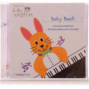 Baby Bach-Baby Einstein-Great classical cd for babys + bonus cd