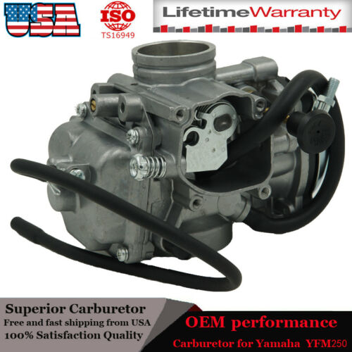 Carburetor for Yamaha Bear Tracker 250 YFM250 YFM 250 250B 250X 1999-2004 ATV