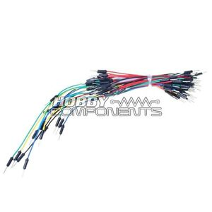 Arduino-basetta-JUMPER-wire-del-cavo-65-Cable-Pack