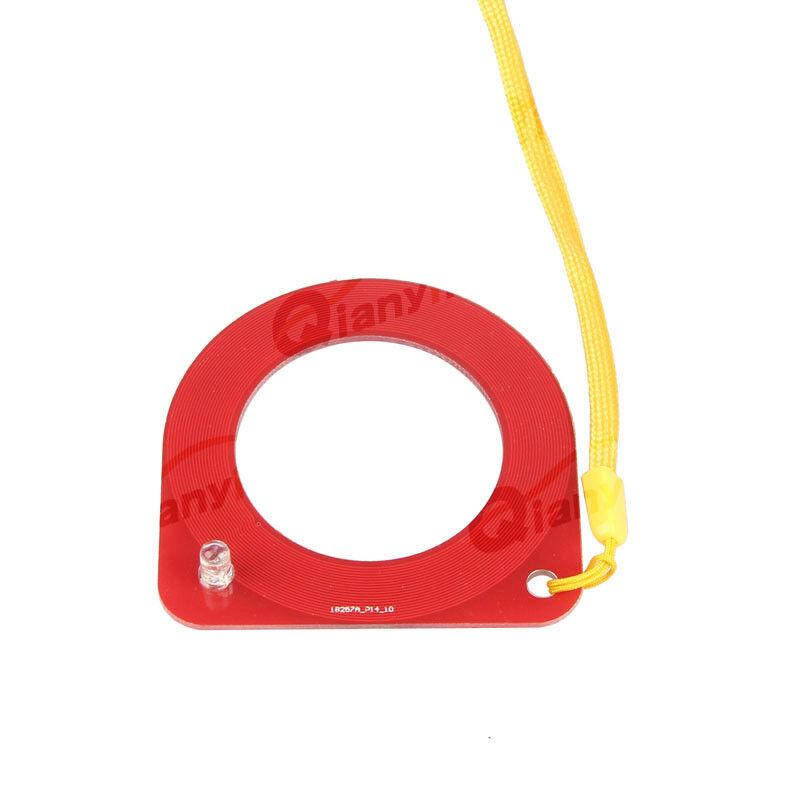 Car Key ECU Test Coil Auto Induction Signal Detection Card Auto Diagnostic Tool