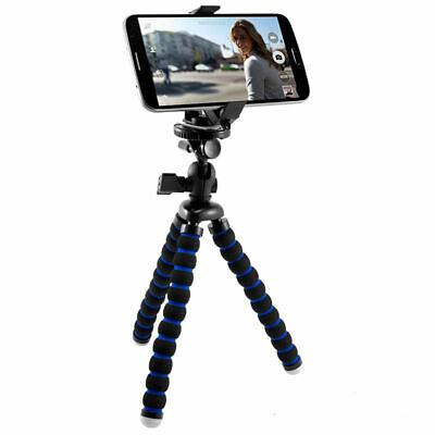 "Arkon MG2TRIXL 11"" Tripod Mount with Phone Holder for Mobile Smartphones Phones"
