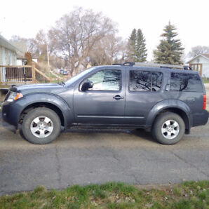 Family SUV 2011 Nissan Pathfinder