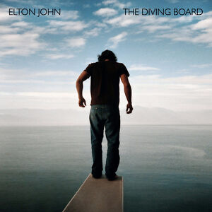 Elton John-The Diving Board cd-Excellent condition + bonus cd