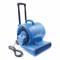 BLOWER - 1/2 HP - 3 SPEEDS - 2500 CFM (WITH HANDLE AND WHEELS)