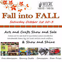 Family Friendly Craft Show and Sale!