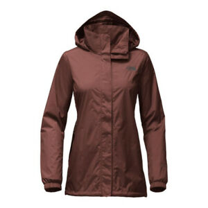 The North Face Resolve Parka (Rain Jacket)-XS Sequoia Red - BNWT
