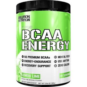 BCAA Energy Muscle Building, Recovery, and Endurance 30 Serving